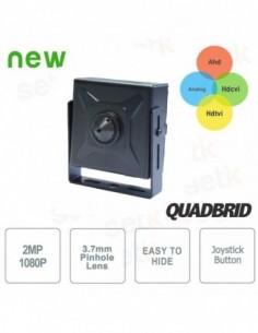 Caméra Cachée Hybride 4en1...