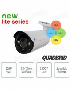 Caméra Bullet Hybride 4en1...