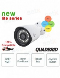 Caméra 4en1 720P HD...
