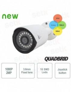 Caméra hybride 4 en 1...