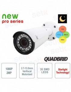 Caméra 4en1 1080P Motorisée...